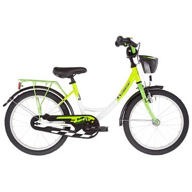 """Vélo Enfant VERMONT RACE 18"""" Vert 2019"""